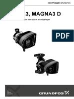 Grunfoss Magna 3