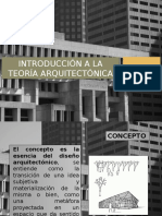 Formativo 1. Introduccion a La Teoría de La Arquitectura