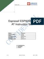 4A-AT-Espressif AT Instruction Set_v0.22.pdf