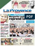 La Provence Marseille 21022016
