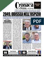 La Cronaca Di Verona 19 Luglio 2019 1
