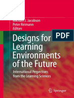 Michael J. Jacobson, Peter Reimann - Designs for Learning Environments of the Future