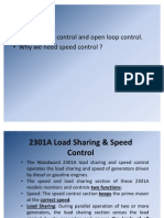 2301A Load Sharing & Speed Control