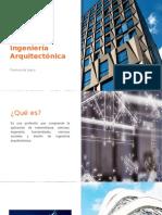 Ingeniería Arquitectónica