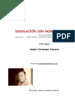 DESOLACIÓN SIN NOMBRE