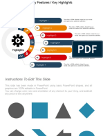Features-Highlights-Free-PPT-Template