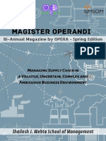 Magister Operandi_Spring Edition '20