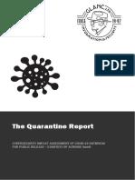 The Quarantine Report