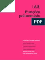 Funções polinomiais 10º ano - ensino profissional
