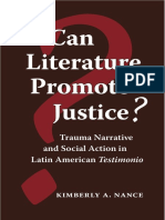 Can Literature Promote Justice Trauma Narrative and Social Action in Latin American Testimonio by Kimberly A. Nance (z-lib.org).pdf