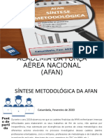 Apresentação_Síntese Metodológica na AFAN_Fever. 2020