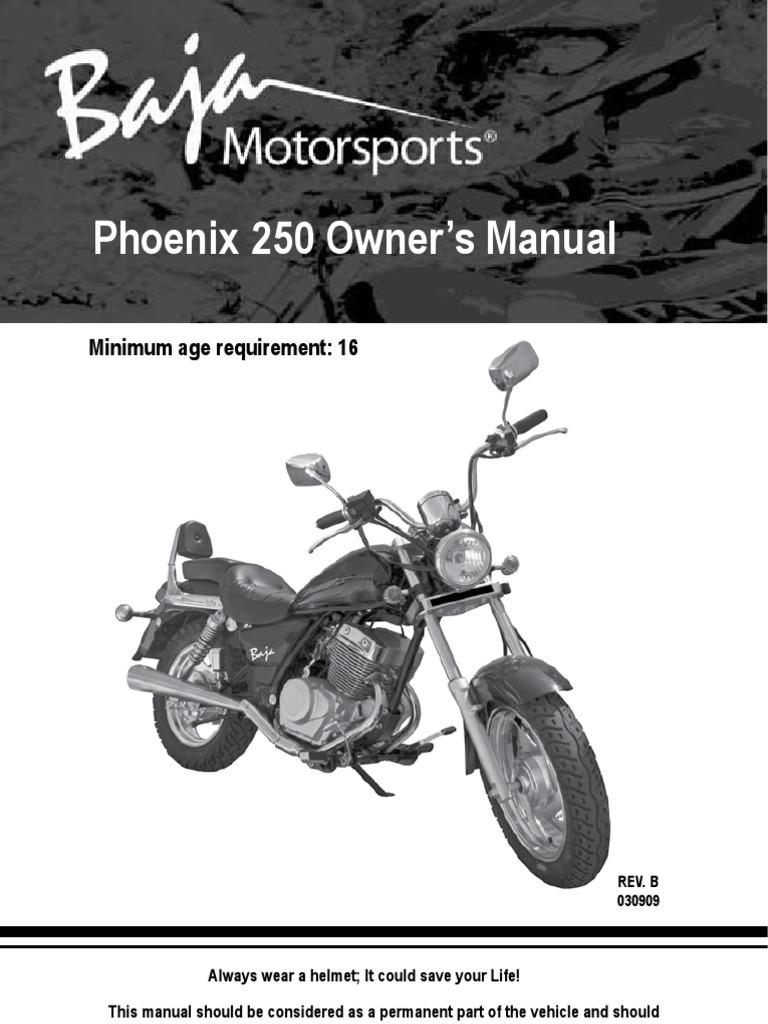 px250 motorcycle owners manual vin prefix luah tire clutch rh scribd com