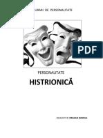 histrionicul