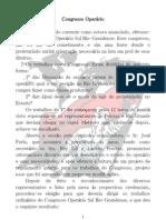 1º Congresso Operário do Rio Grande do Sul