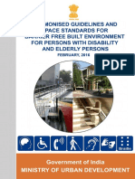harmonised guidelines of central PWD