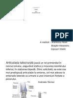 Articulația talocrurală (1).pptx