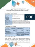 Guía de actividades y rúbrica de evaluación - Paso 3 - Usar Sistemas de Información para el desarrollo de Proyectos.pdf