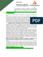 8° SEMESTRE CCO 2020 -Negociação local - Implantação de uma fábrica de sapatos de luxo