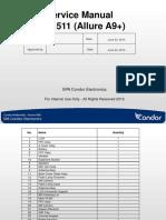 PGN511 ServiceManual