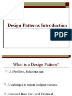 Design Patterns lecture
