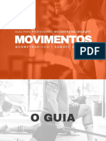 Cross Fit - Movimentos básicos