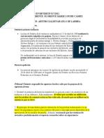 AMPARO DIRECTO EN REVISIÓN CASSEZ