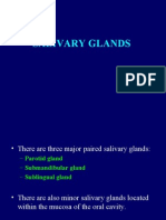 03 Salivary Glands, The Nose and the Associated Structures