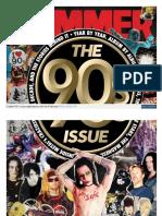 Magazine Kerrang - The 90s