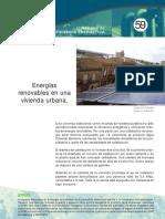 ficha59 Energías renovables en una vivienda urbana