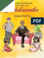e-book Inteligência emocional para lidar com ADOLESCENTES (JD)