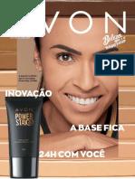 Folheto Avon Cosméticos - 10/2020
