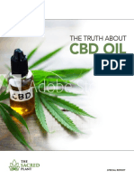 The Truth About CBD Oil