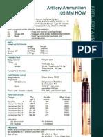 Artillery Ammunition