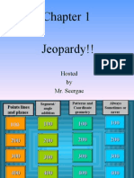 Chapter 1Jeopardy Review