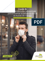 Informe COVID-19 Actualizado