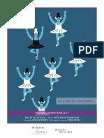 20200319-Ballet El Lago de Los Cisnes
