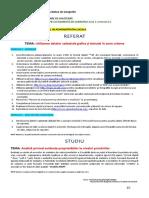 Referat Utilizarea datelor cadastrale grafice si textuale 2018-2019