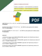 teorema di pitagora