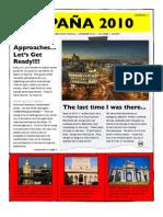 Spain Guide 2010