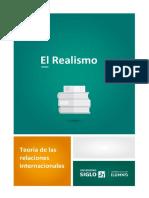 El Realismo.pdf en Las Relaciones Internacionales
