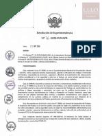 Resolución de Superintencia N.º 076-2020-SUNAFIL
