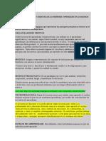 ORGANIZADORES PREVIOS MÒDULO III