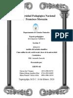 Ensayo Grupo 4D La tegnologia como herramienta pedagogica