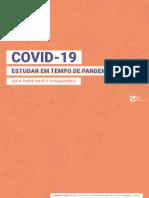 Covid 19 Estudar Em Tempo de Pandemia