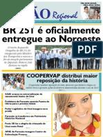 JORNAL VISÃO REGIONAL - EDIÇÃO 73 - DEZEMBRO DE 2010 - UNAÍ - PARACATU-MG
