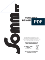 Form Tool Design Manual