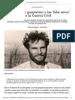 Un sacerdote guapísimo y las 'fake news' de la Guerra Civil _ ctxt.es