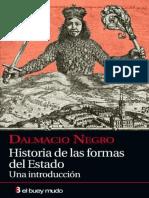 Historia de las formas del Esta - Dalmacio Negro Pavon.pdf