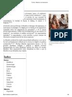 Filosofía - Wikipedia, la enciclopedia libre