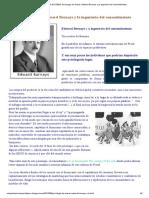 Psicología de masas_ Edward Bernays y la ingeniería del consentimiento